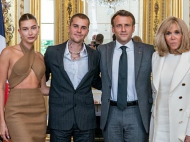 Ungewöhnliches Treffen: Macron empfängt Justin Bieber