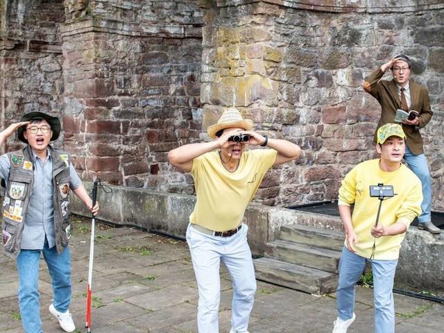 So lief das erste Stück auf dem neuen Heidelberger Sonnendeck bei den Schlossfestspielen