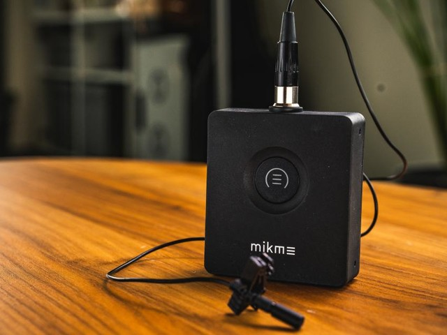Mikme Pocket: Wiener Start-up bringt kompaktes Ansteckmikrofon