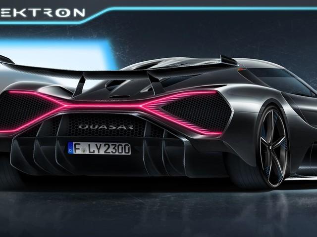 Elektroautos: Elektron Quasar und viele andere Hypercars kommen
