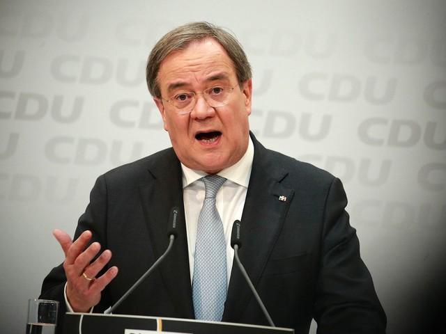 Schuldenbremse: Armin Laschet kritisiert Vorstoß von Helge Braun