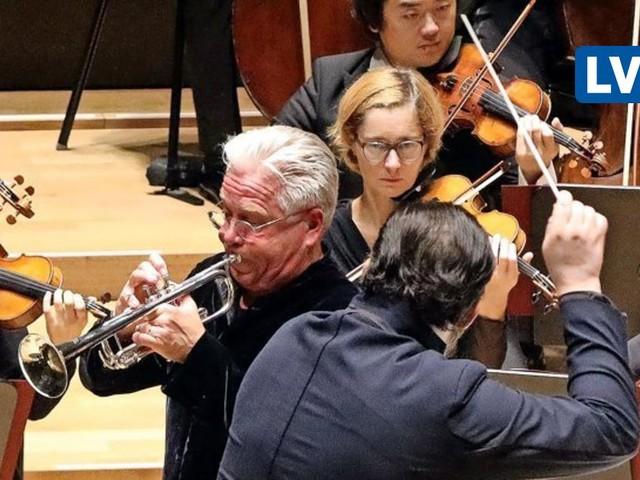 Widmann und Mendelssohn im von Andris Nelsons dirigierten Großen Concert des Gewandhausorchester