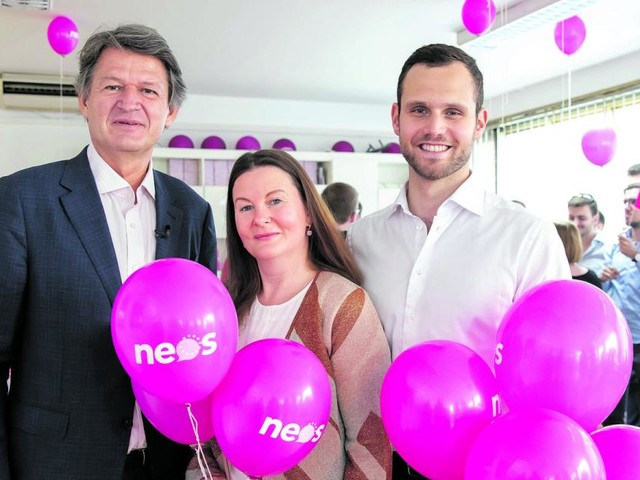 Neos bauen Team für die Landtagswahl 2021 auf