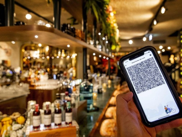 Hackerangriffe behinderten Start von Corona-Pass in den Niederlanden