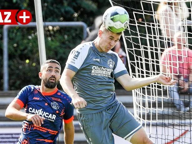 Fußball Bezirksliga: VfB Bottrop mit Last-Minute-Punkt gegen den FC Bottrop