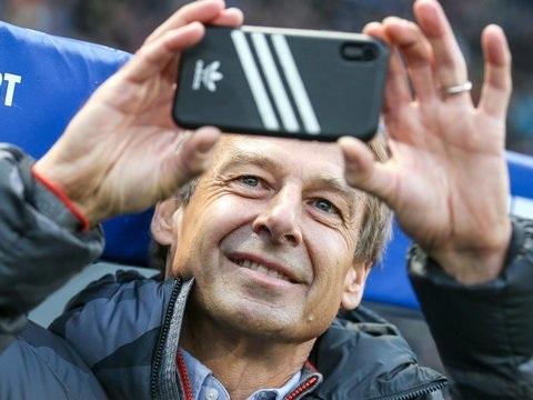 Neuer Hertha-Coach - Klinsmann-Vision: Identifikation wie Liverpool oder Barca