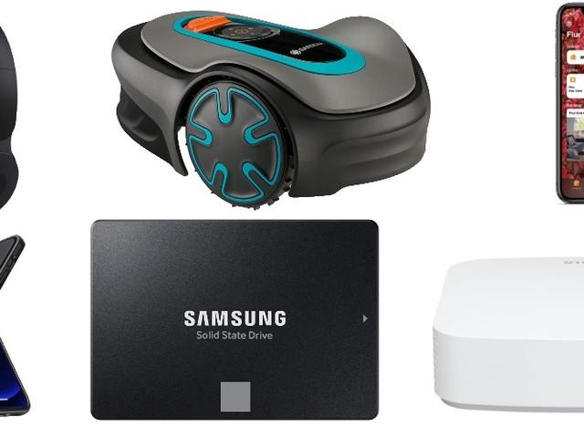 Amazon Blitzangebote: Rabatt auf 1TB + 5TB ext. Festplatte, iPhone 12 Hüllen, Apple Watch Armbänder, Gardena Smart System, Beats Solo Pro und mehr