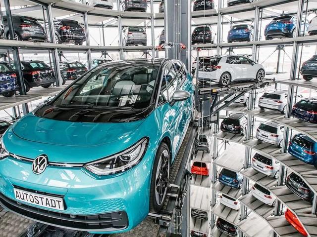 """Neuer VW-Stromer kommt böse unter die Räder: """"Sprühdosig, Verhau, Nachbesserungsbedarf"""""""