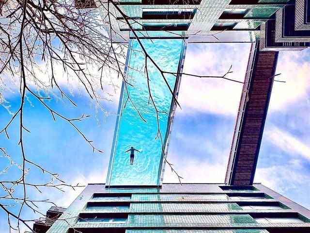 Der höchste, der tiefste, der gefährlichste...: Die Pools der Superlative