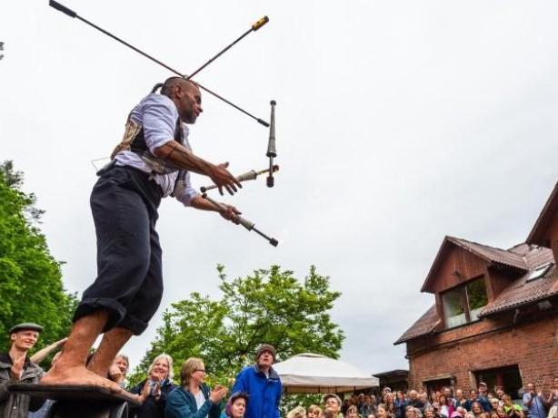 """Buntes Treiben im Wendland: Festival """"Kulturelle Landpartie"""" gestartet"""