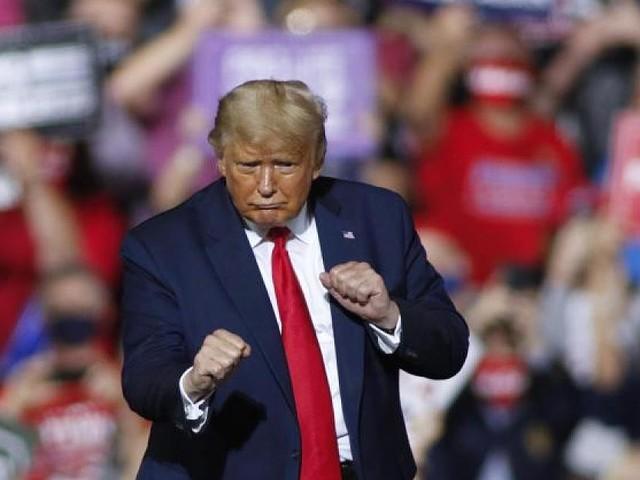 Kurz vor der US-Wahl - Paranoia und Schuldzuweisungen: Unter Trumps Top-Beratern fliegen die Fetzen