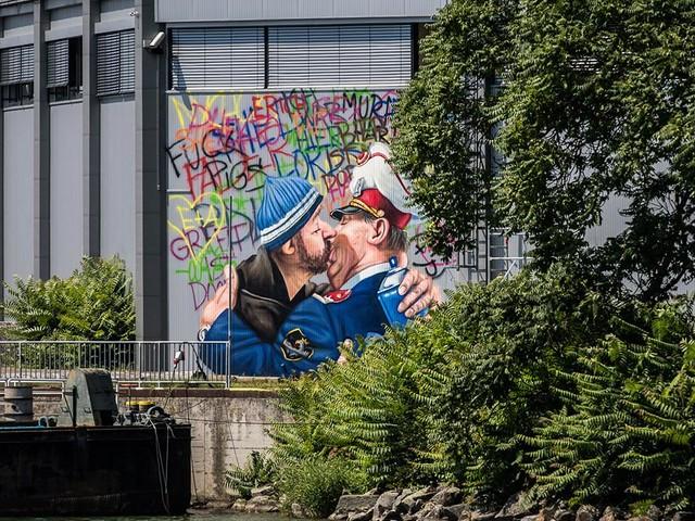GRAFFITI & BANANAS – Letzte Chance zum Ausstellungsbesuch in Linz