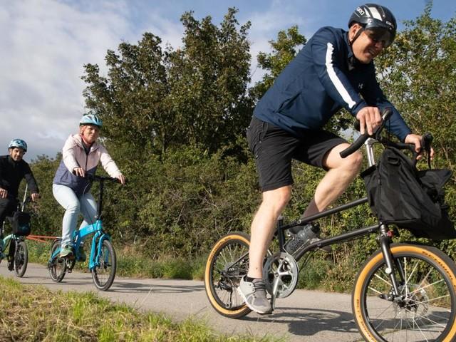 Falträder im Alltagstest: Welches Bike passt?