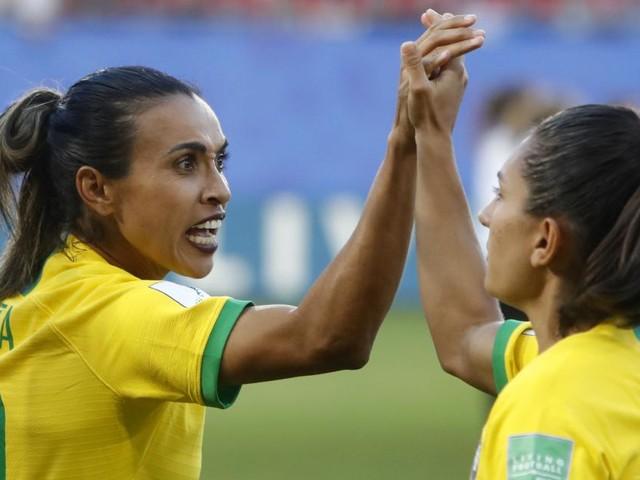 17 Tore: WM-Rekord der Brasilianerin Marta
