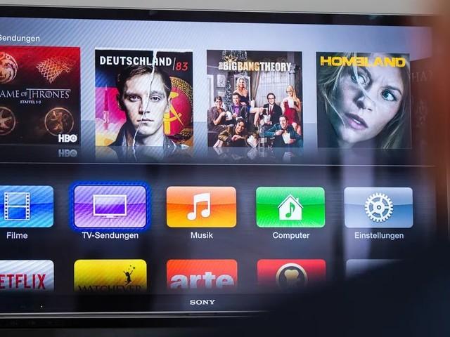 Smart-TV: Fernseher sind auch nur Computer - und brauchen Apps
