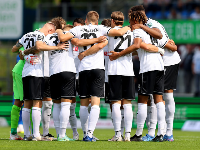 3. Liga: SC Verl vs. 1. FC Kaiserslautern: 3. Liga heute live im TV, Livestream und Liveticker