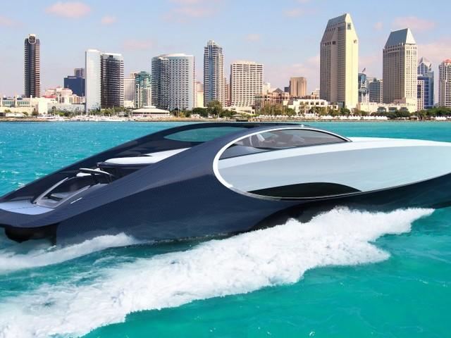 Von der Straße ins Wasser: Die Luxusjachten der Autobauer