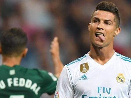 Primera División: Ronaldo wütend, Real hilflos