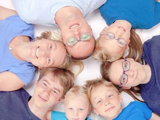 Nachwuchs: Immer weniger Großfamilien – obwohl sie glücklicher leben