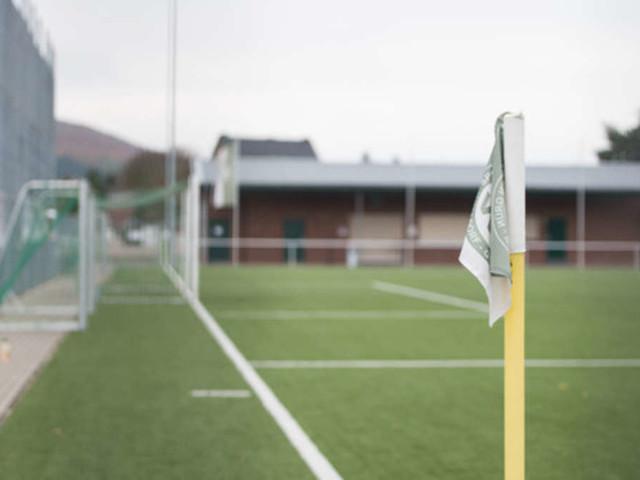 Attacke mit einem Regenschirm: Erneute Eskalation im Amateurfußball
