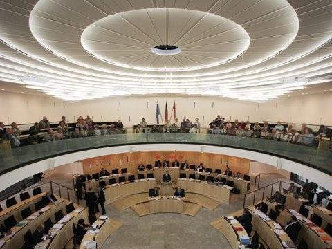 Regelungen für Schuldenbremse werden erneut Thema im Landtag