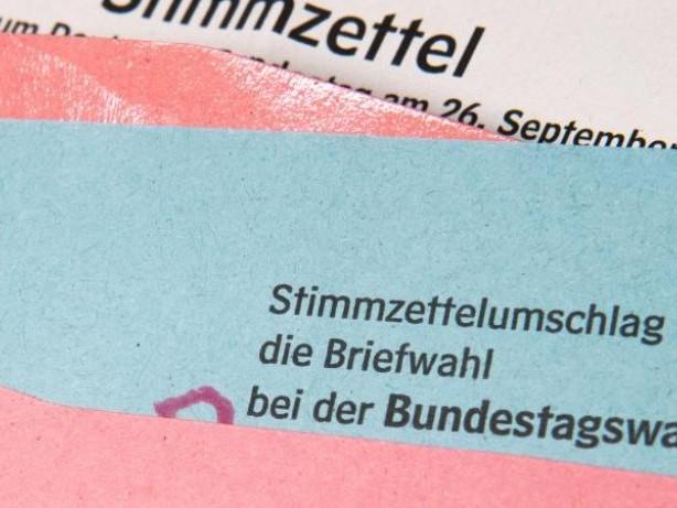 Wahlen: Gut zwei Millionen zur Bundestagswahl aufgerufen
