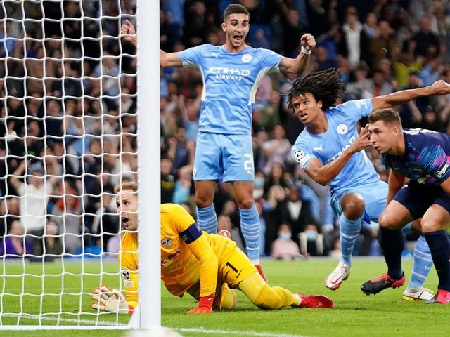 Manchester City: Nathan Aké verliert nach Tor gegen RB Leipzig seinen Vater