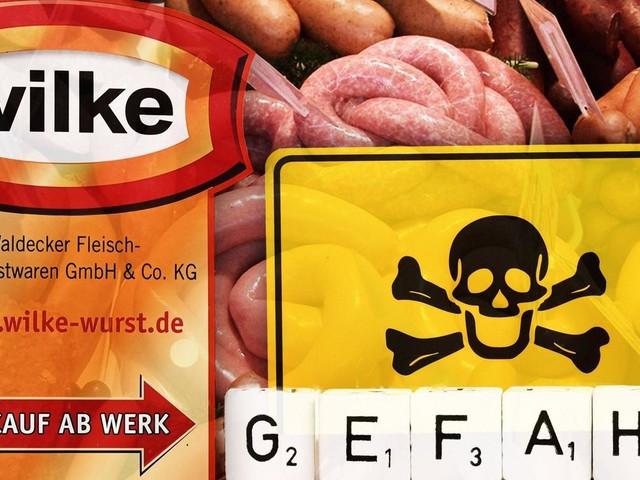 Skandal um Wilke-Wurst - Lebensmittelkontrolleure im Fokus