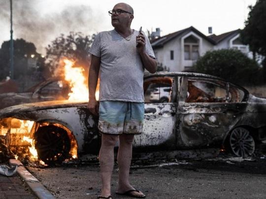Nahost - Gewalt dauert an