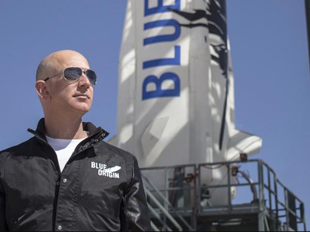 US-Behörde: Jeff Bezos? Das ist doch kein Astronaut!