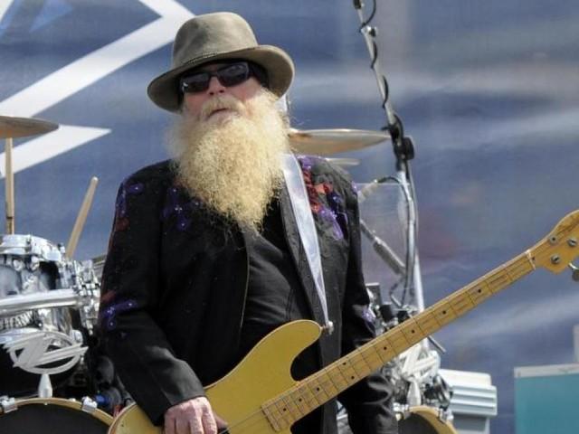 Bassist mit Bart: Dusty Hill von ZZ Top ist tot
