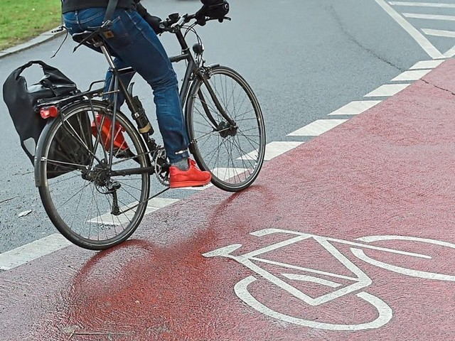 Grüne wollen einen Beauftragten fürs Radfahren