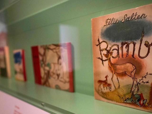 Felix Salten: In den Schuhen des Bambi-Schöpfers