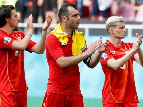 EM-Neuling - Trotz Aus nach der Vorrunde: Nordmazedonien voller Stolz