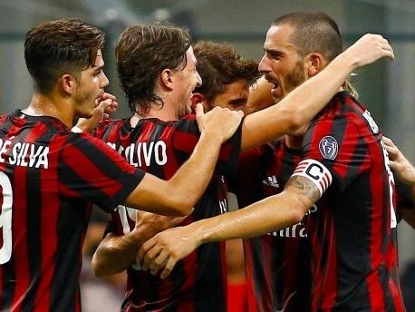 Europa-League-Qualifikation: Milan ohne jede Mühe