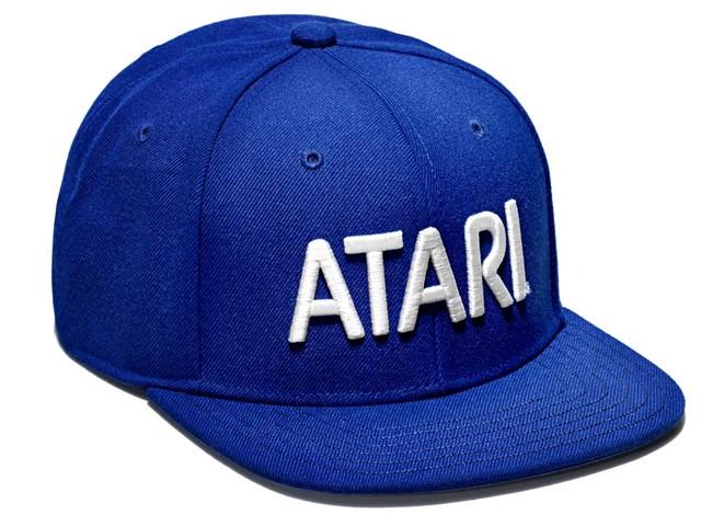 Atari Speakerhat: Basecap mit Schirm-Lautsprecher für 100 Dollar