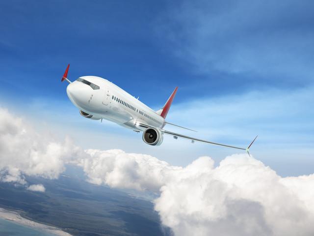Wie entstehen eigentlich Fotos von Flugzeugen in großer Höhe?