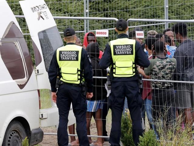 Litauen beginnt mit Abwehr von Flüchtlingen an Grenze zu Weißrussland