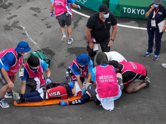 Beide Rio-Sieger verletzt: Horror-Stürze überschatten BMX-Finals