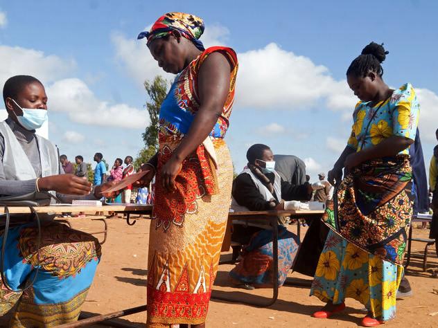 Präsidentschaftswahl in Malawi: Hoffen und Bangen
