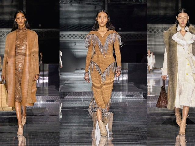 Das war die London Fashion Week HW/2020