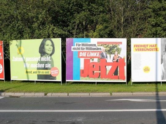 Bundestagswahl - Finale Parteitage von FDP und Grünen