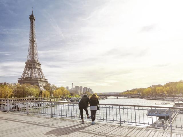 Neue Fußgängerzone: Rund um den Pariser Eiffelturm soll ein großer Park entstehen