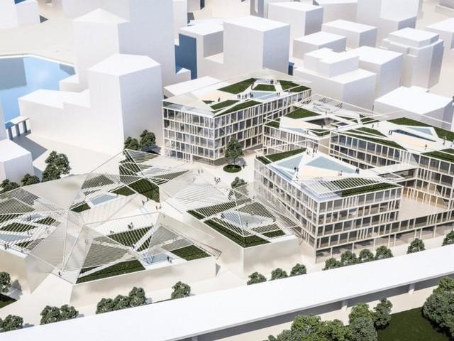"""""""Campus der Religionen"""" wird ab 2023 in der Seestadt Aspern gebaut"""