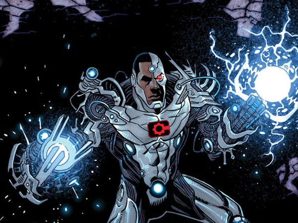 DC's Cyborg Comic Is Being Resurrected by One of Its Original Creators