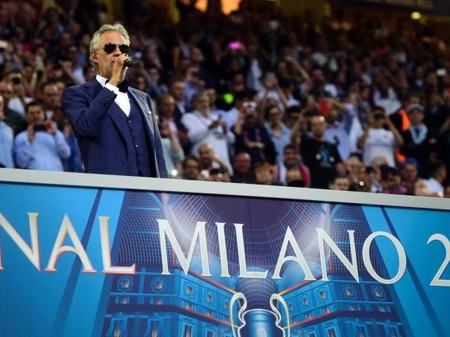 Wie die Champions League auch musikalisch zum Hit wurde