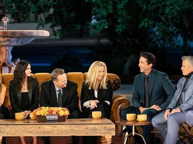 """""""Friends: The Reunion"""": Tränen, Geständnisse und unnötige Gäste"""