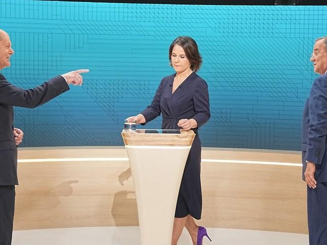 Live! Die Bundestagswahl 2021 im Newsblog: WER von ihnen schafft es ins Bundeskanzleramt?