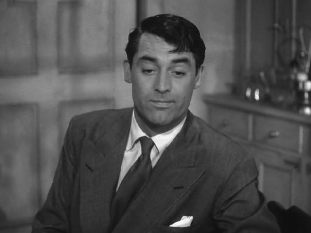 Filme ohne Farbe: ARSEN UND SPITZENHÄUBCHEN (1944) mit Cary Grant