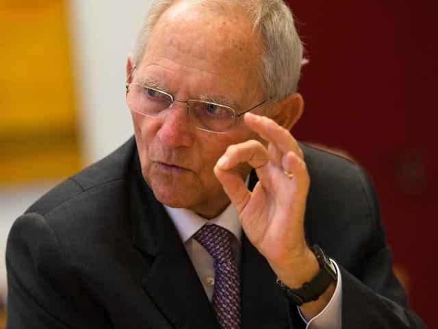"""Wolfgang Schäuble: Flüchtlingspolitik """"im Nachhinein nicht klug"""""""